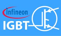 Výkonová technologie IGBT od INFINEON.