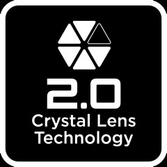 Technologie crystal lens 2.0